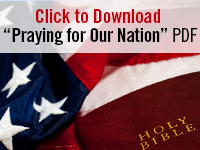 Nation PrayerSheet