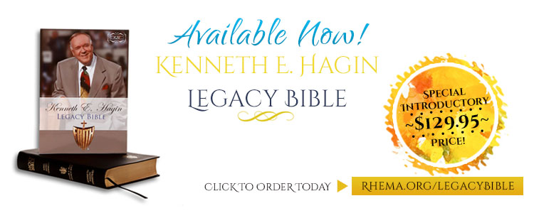 KEH Legacy Bible Order Today