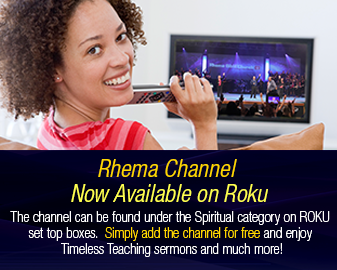 ROKU Channel for Rhema