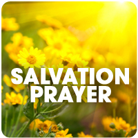 Salvation Prayer