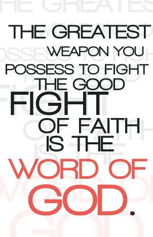 Faith Fight
