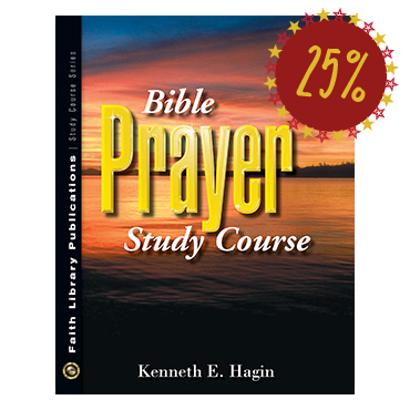 Bible Prayer Study Course (Study Course)