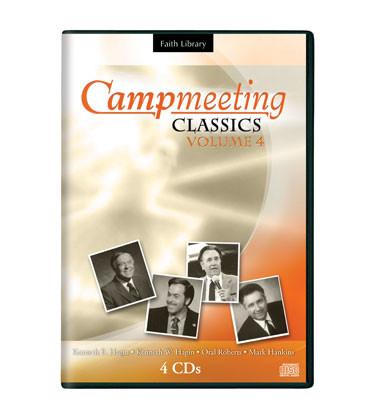 Campmeeting Classics Volume 4 (4 CDs)