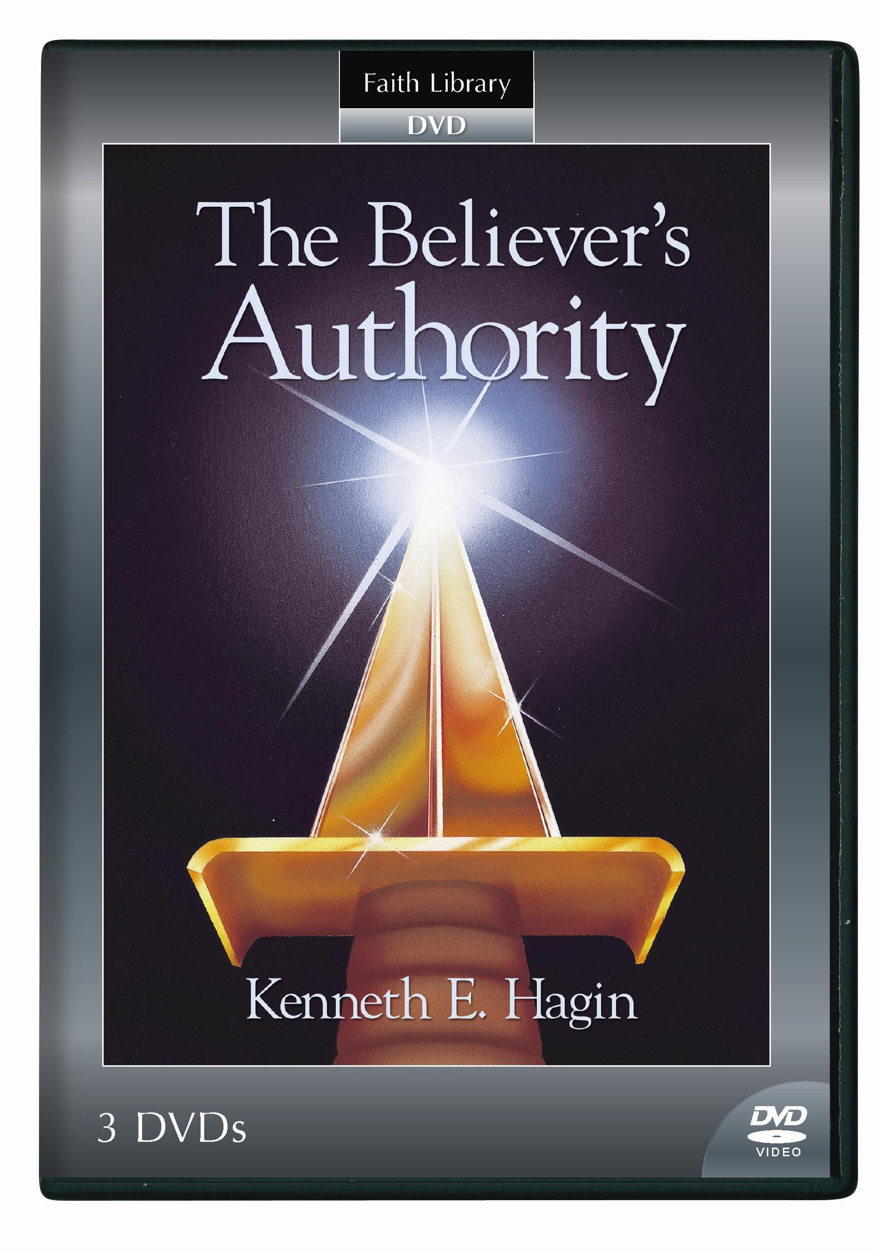 The Believer's Authority (3 DVDs)