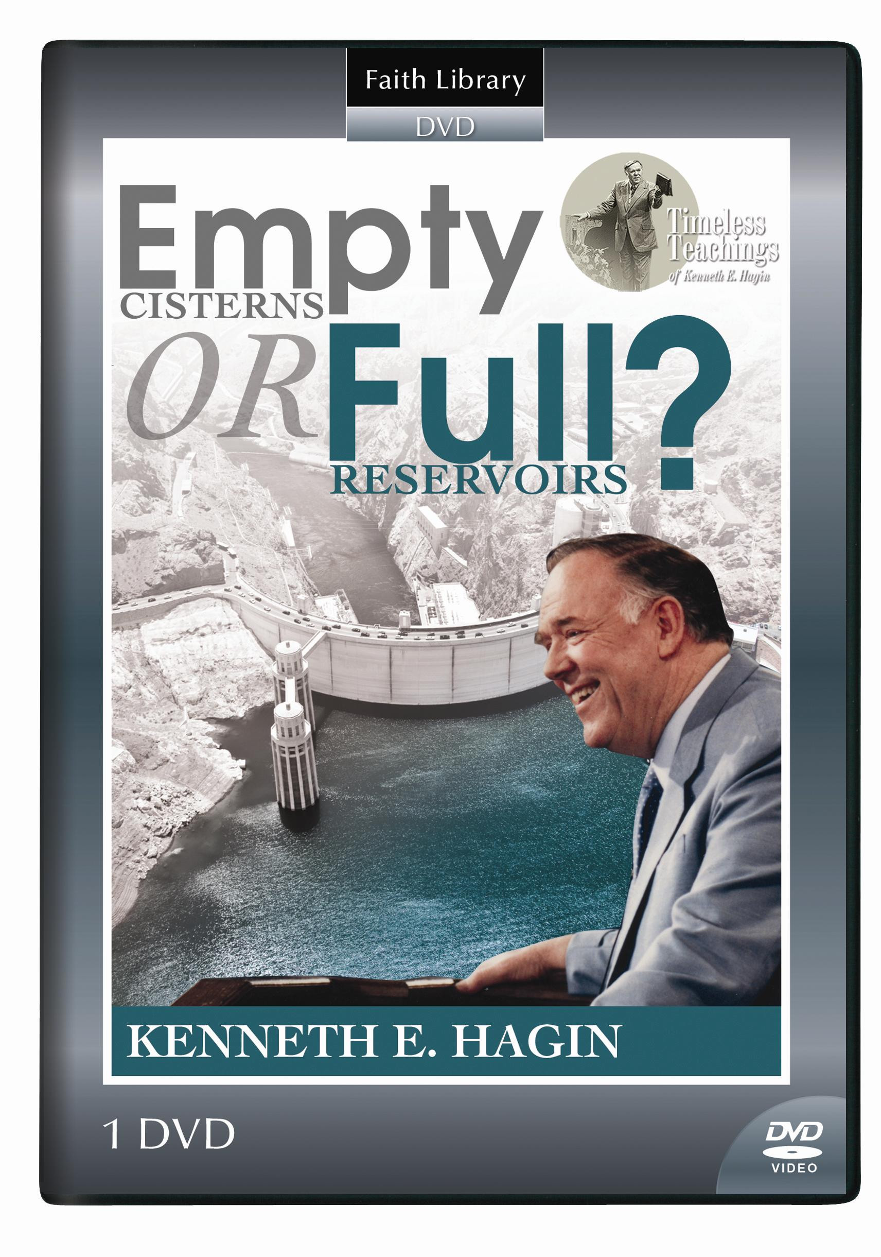 Empty Cisterns or Full Reservoirs? (1 DVD)