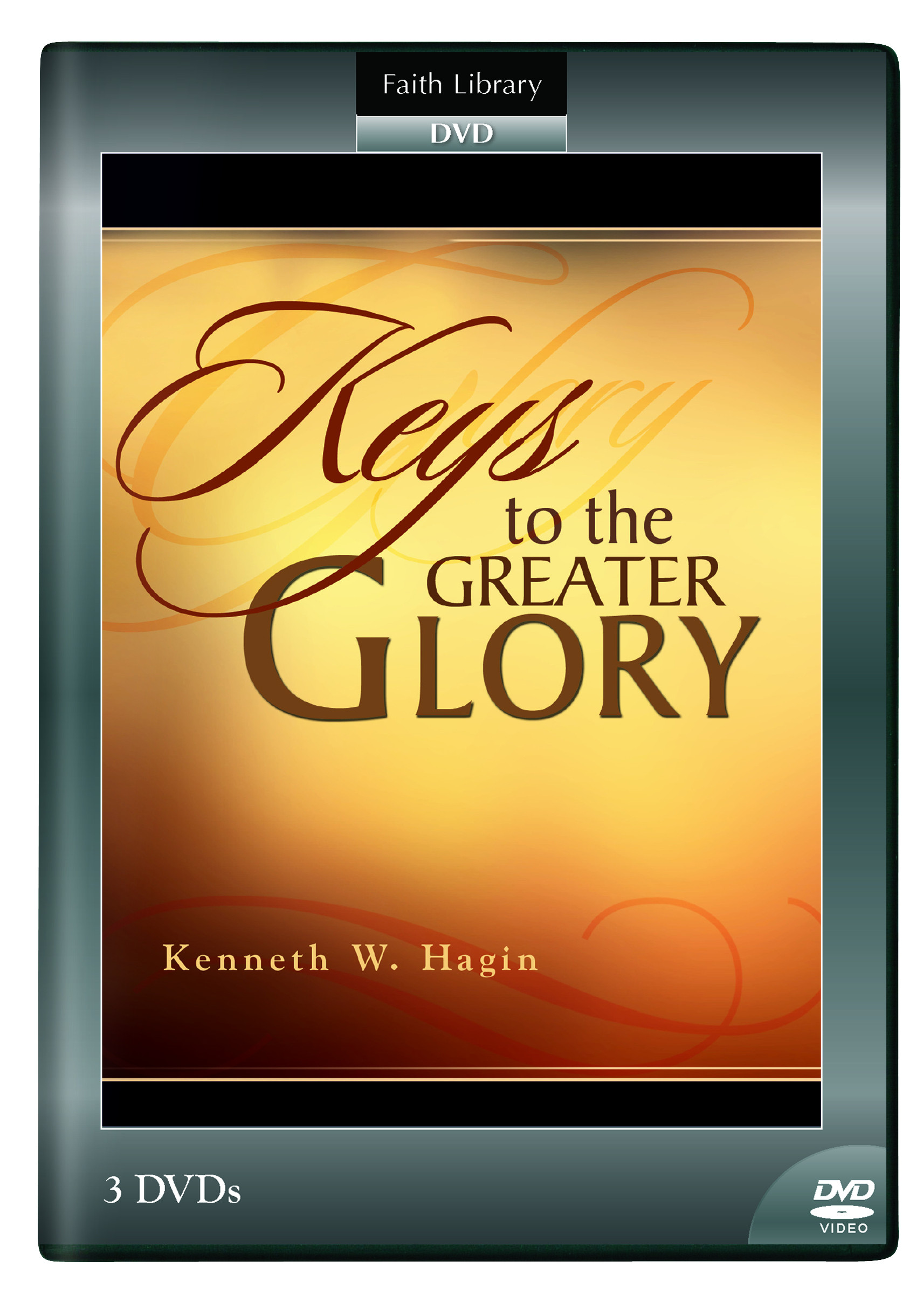 Keys to the Greater Glory (3 DVDs)