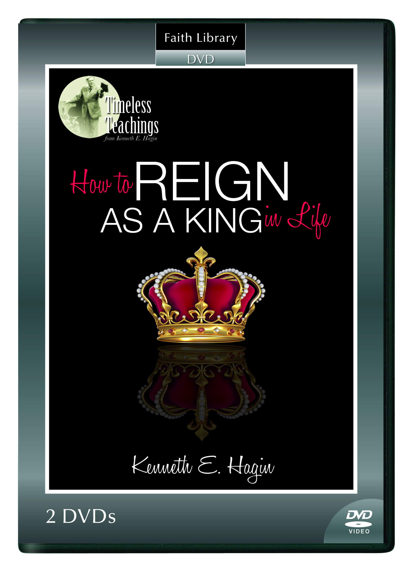 How to Reign as a King in Life - (2 DVDs)