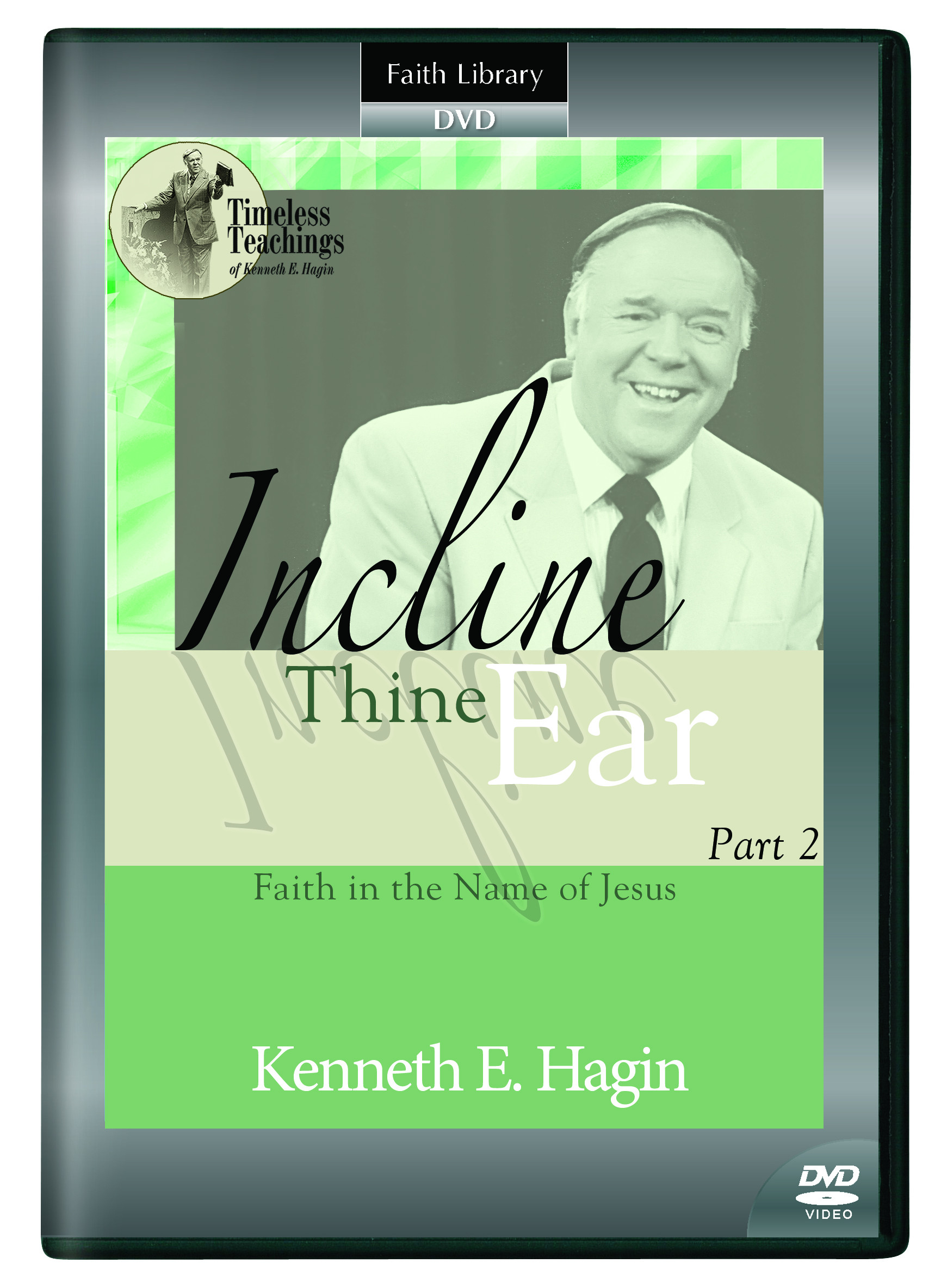 Incline Thine Ear - Part 2 (1 DVD)