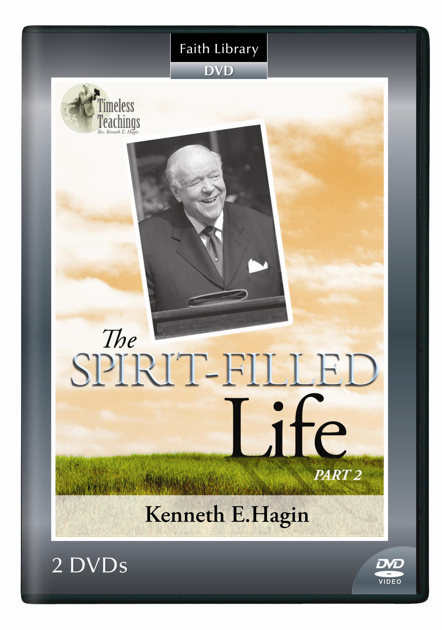The Spirit-Filled Life - Part 2 (2 DVDs)