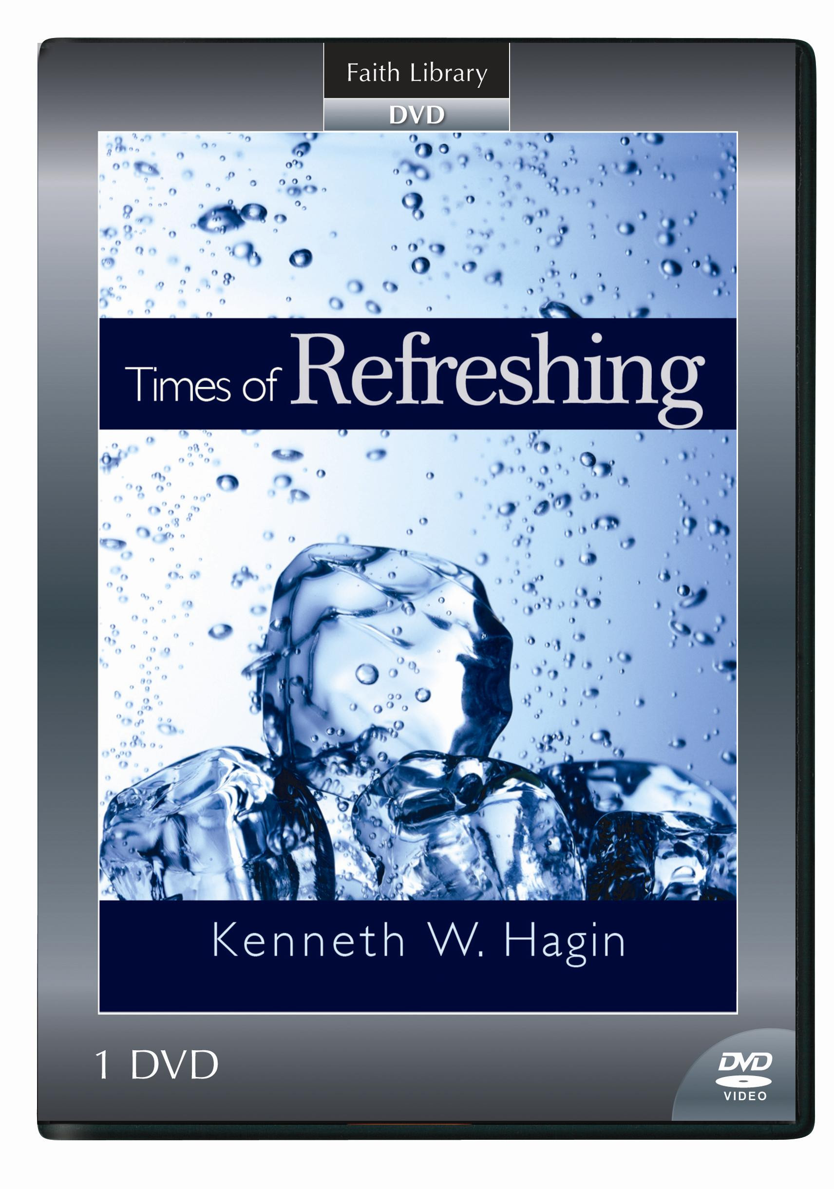 Times Of Refreshing (1 DVD)