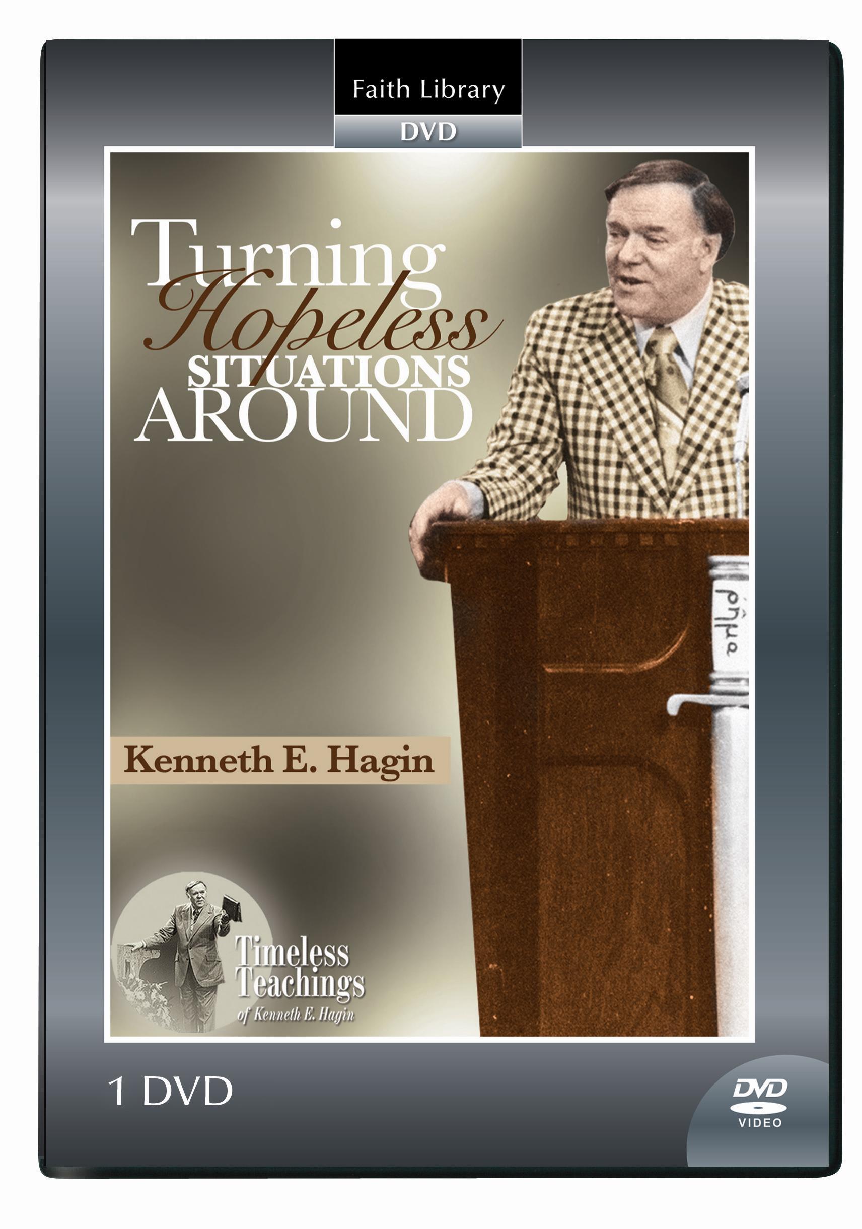 Turning Hopeless Situations Around (1 DVD)