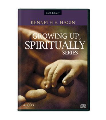 Growing Up, Spiritually Series (4 CDs)