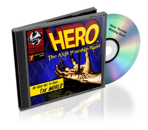 HERO – AXIS Music CD