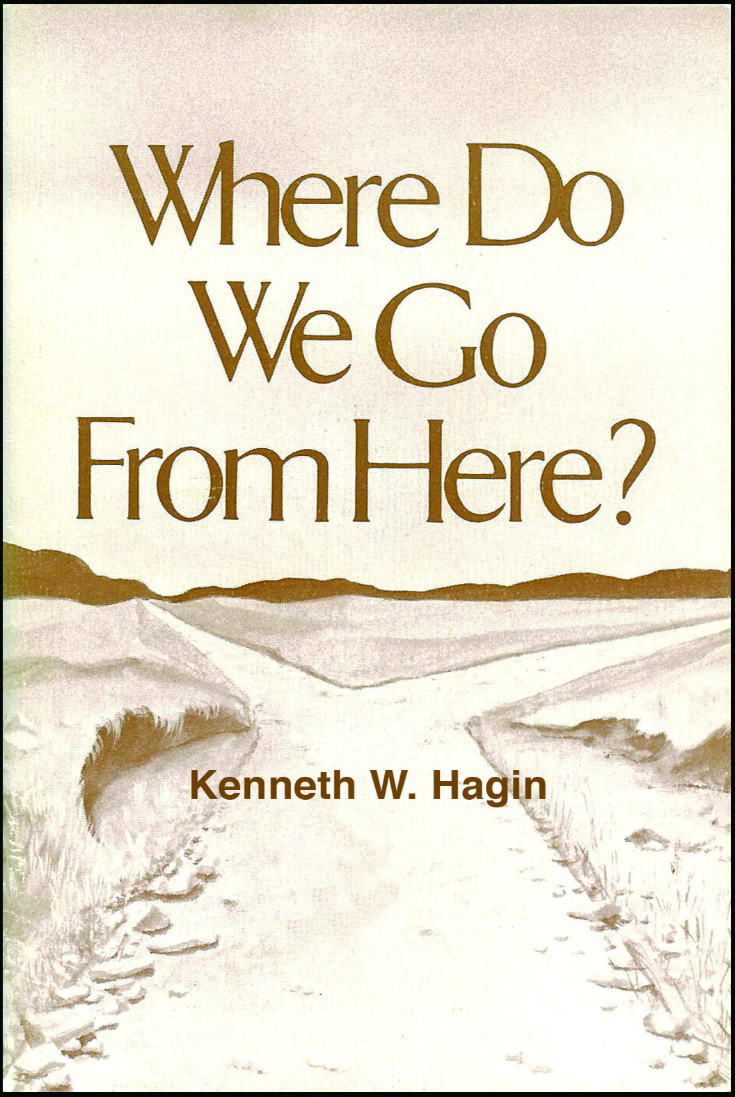 Where Do We Go From Here? (Book)