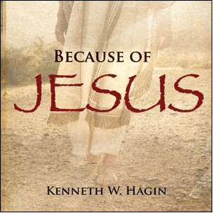 Because of Jesus (3 MP3 Downloads)