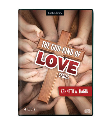 The God-Kind of Love Series (4 CDs)