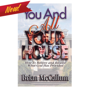 You and All Your House: How to Believe and Receive What God Has (Book)