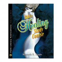 Bible Healing Study Course (Book)