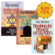 Breaking the Bread of Revelation Package (3 Books)