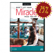 Don't Let Your Miracle Pass You By (CD)