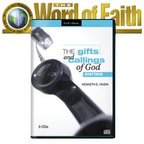 The Gifts and Calling of God Series (3 CDs)