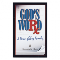 God's Word On Divine Healing (Book)