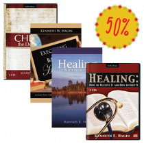 Healing Anointing Package (8 CDs)