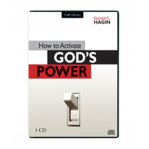 How To Activate God's Power - (1 CD)