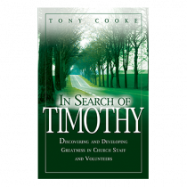 In Search Of Timothy (Book)