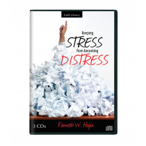 Keeping Stress From Becoming Distress (3 CDs)
