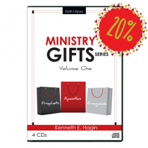 Ministry Gifts Series - Vol. 1 (4 CDs)