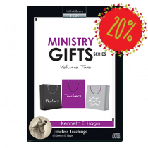 Ministry Gifts Series - Vol. 2 (4 CDs)