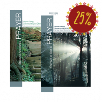 Prayer Study Guide Package (2 Study Guides)