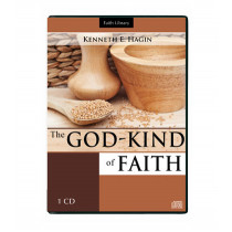 The God-Kind of Faith (1 CD)