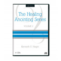 The Healing Anointing Series Volume 2 (4 CDs)