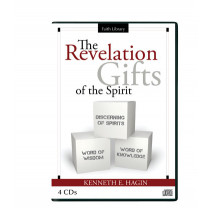 Spiritual Gifts: The Revelation Gifts of the Spirit (4 CDs)