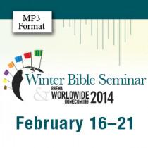 Friday, February 21, 8:30 a.m.—Matt Beemer— (MP3)