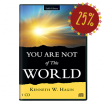 You Are Not Of This World (CD)