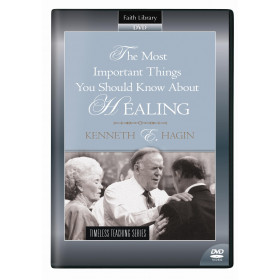 The Most Important Things You Should Know About Healing (1 DVD)