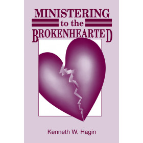 Ministering To The Brokenhearted (Book)