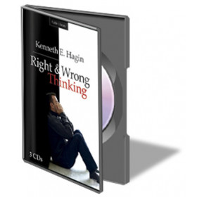 Right & Wrong Thinking - (3 CDs)