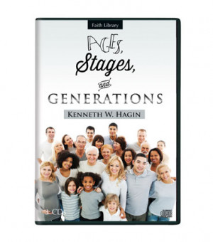 Ages, Stages, and Generations - (3 CDs)