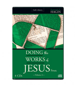 Doing the Works of Jesus Series—Volume 2 (4 CDs)