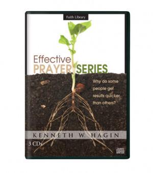Effective Prayer Series (3 CDs)
