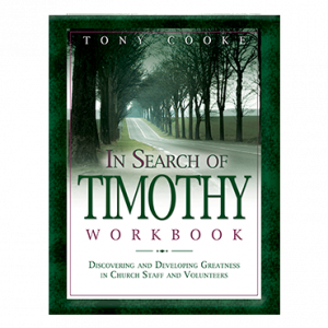In Search of Timothy Workbook (Book)