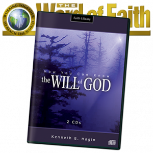 How You Can Know The Will of God (2 CDs)