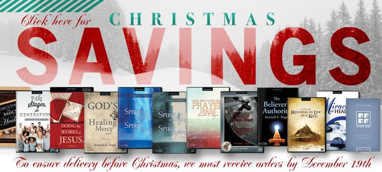 Christmas Saving!