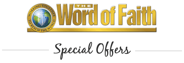 Word of Faith Special Offers