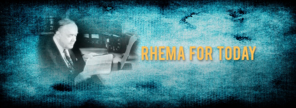 Rhema For Today Header
