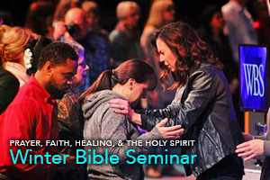 Denise Hagin Burns Winter Bible Seminar